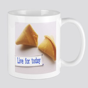 Live for today Mugs
