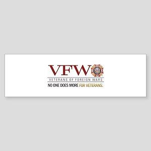 VFW Logo Bumper Sticker
