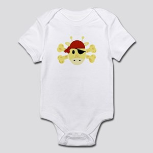 Pirate Giraffe Infant Bodysuit