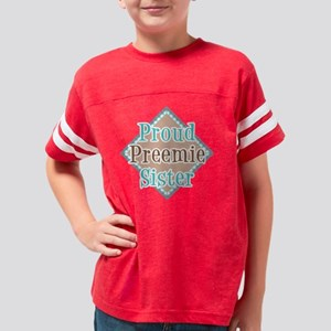 8 Youth Football Shirt