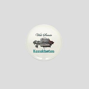 Visit Scenic Kazakhstan Mini Button
