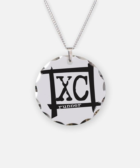 XC Runner Necklace