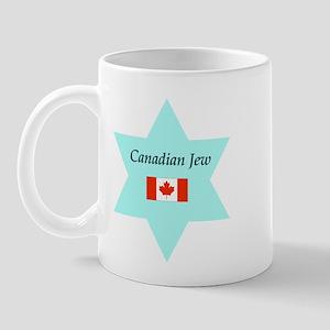 Canadian Jew Mug