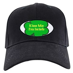 Kiss Me I'm Irish Baseball Hat
