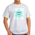 Chinese Jew Ash Grey T-Shirt