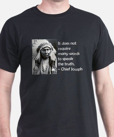 Truth Quote T-Shirt