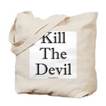 Kill The Devil imp Tote Bag