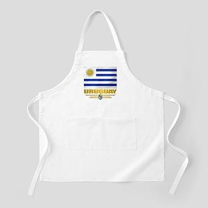 Uruguay Flag Apron