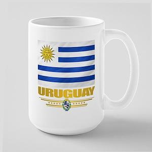 Uruguay Flag Mug