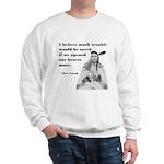 Open Hearts Sweatshirt