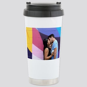 Kissing Stainless Steel Travel Mug