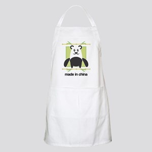 Made in China Panda BBQ Apron