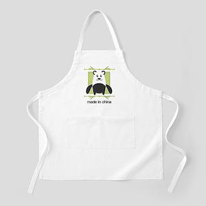 Made in China Panda BBQ Apron