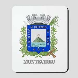 Montevideo COA Mousepad