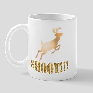 SHOOT!!! Mug
