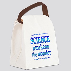 Science Awakens Canvas Lunch Bag