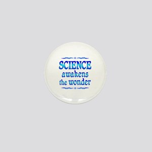 Science Awakens Mini Button