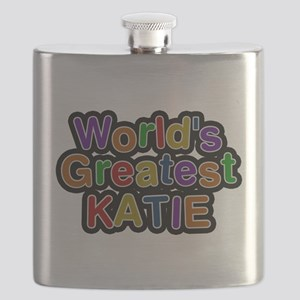 Worlds Greatest Katie Flask