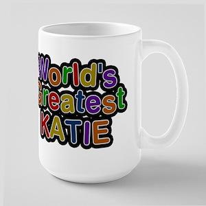 Worlds Greatest Katie Mug