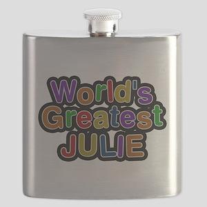 Worlds Greatest Julie Flask