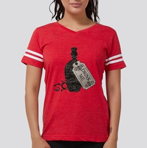 drink-me-bottle_worn Womens Football Shirt
