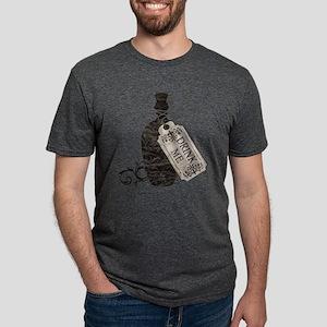 drink-me-bottle_worn Mens Tri-blend T-Shirt