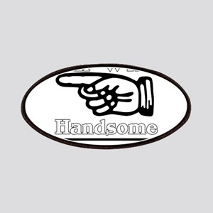 3-Handsome Light for Dark Left 10x10 Patches