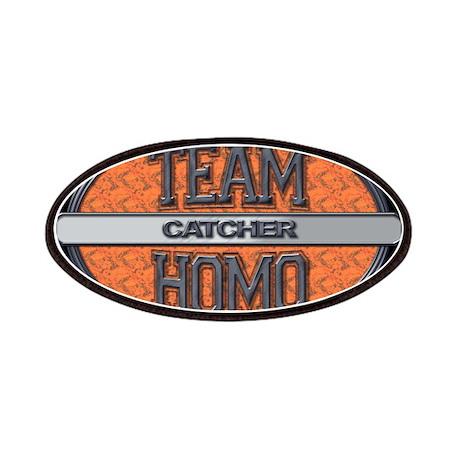 Team Homo Catcher Patches