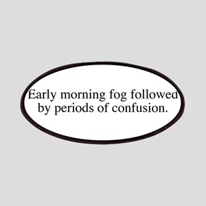 Early Morning Fog Patches