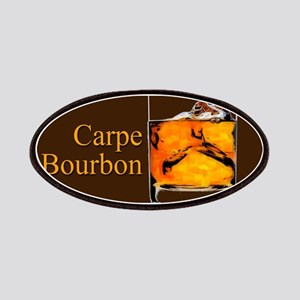 Carpe Bourbon Patches