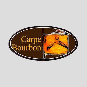 Carpe Bourbon Patches