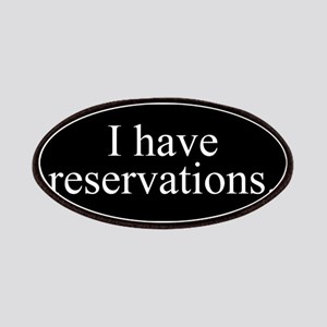 Reservations Patches