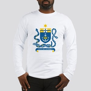 City of Syndey Long Sleeve T-Shirt