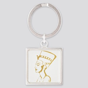 Nefertiti Egyptian Queen Keychains