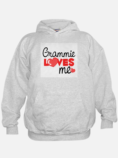 Grammie Love Me (red) Hoodie