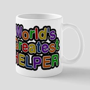Worlds Greatest Helper Mug