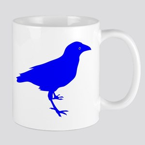 Blue Raven Small Mug