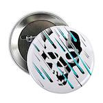 Skull & Crossbones 2 Button