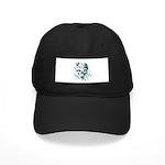 Skull & Crossbones 2 Black Cap