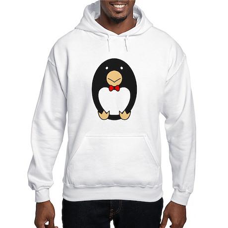 Funny Penguin Cartoon Jumper Hoody