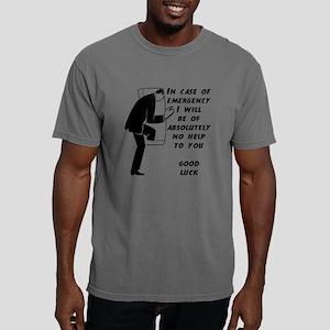 Emergency Assistance Mens Comfort Colors Shirt