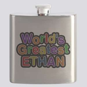 Worlds Greatest Ethan Flask