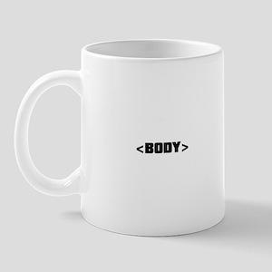 <BODY> Mug