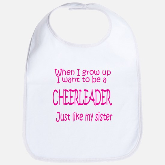 CheerBaby...just like Sister Bib