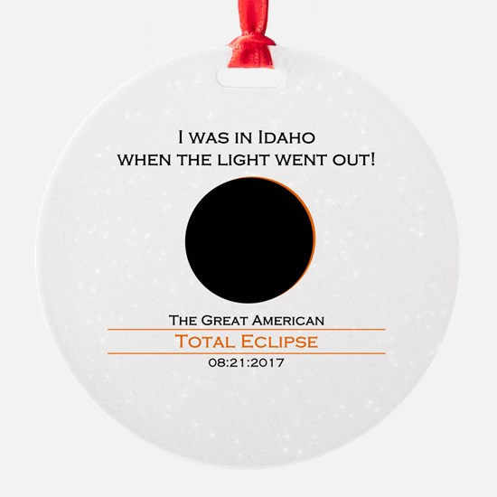 August Ornament