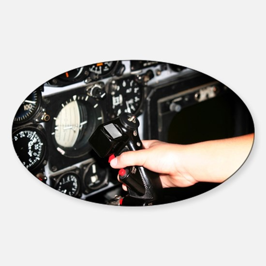 Control Sticker (Oval)