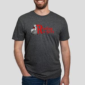 reading-sexy Mens Tri-blend T-Shirt