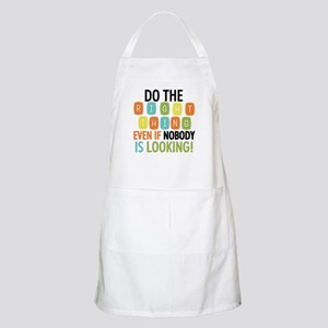 Do The Right Thing Apron