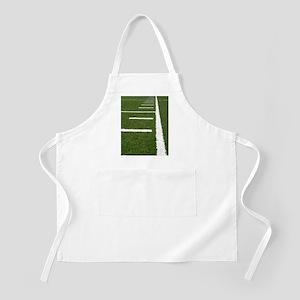 Football Lines Apron