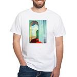 Deco Arch White T-Shirt
